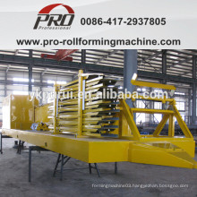 PROABMUBM CE Certificate metal arch sheet roof roll forming machine