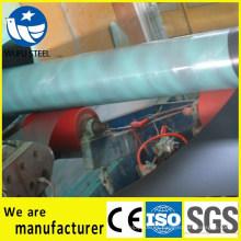 API 5L Gr.B Tubo de acero de 168,3 mm para transporte de petróleo y gas