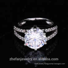 wholesale jewelry supplies china wedding ring women accessories cz ring gift