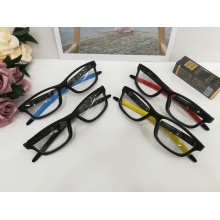 UV400 Square Square Frame Optical Glasses Wholesale