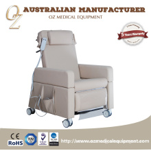 Hospital Pole Infusion Chair Multi Function Electric Blood Donation Chair Quality Medical Equipment
