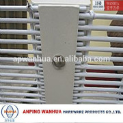 Anping Wanhua--Anti climb welded 358 home fence FACTORY