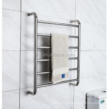 2021 Wall Mounted Heated Towel Warmer Electric Heated Drying Rack Towel Warmer 9049
