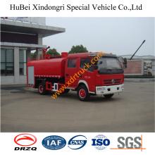 4.5ton Dongfeng camion de pompier Euro3