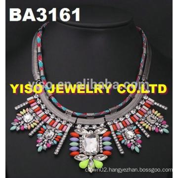 wholesale rhinestone necklace
