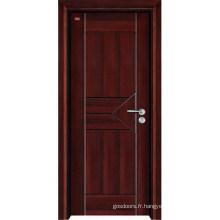 Porte intérieure en bois (LTS-104)