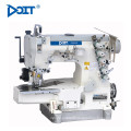 DT 600-01CB/RP High speed cylinder bed interlock sewing machine with back puller