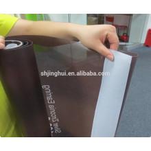 Película carteles especificación digital de la bandera de la flexión del pvc de la impresión 200 * 300d para hacer compras