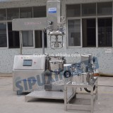 Sipuxin Stainless steel body cream cosmetic cream mixing tank with blender mixing system