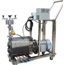 3HP Metalurgia & Nbsp; Garganta seca de agua horizontal de la bomba de vacío de refrigeración por agua (DCHS-15U1 / U2)
