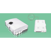 Caja de distribución / caja de distribución de fibra óptica de 8 puertos FTTX