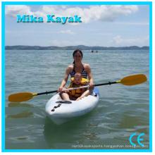 One Seat Sit on Top Boat Kayak Factory Fishing Plastic Canoe
