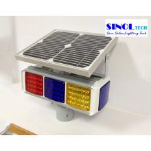 Four Sides Flashing Solar LED Warning Safety Light (SN-BS-3B1)