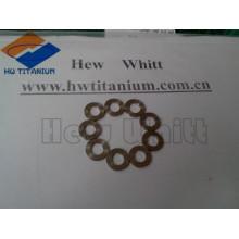 Gr5 M8Titanium rondelle plate DIN125