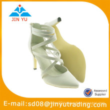 2015 new designed lady fashion shoe