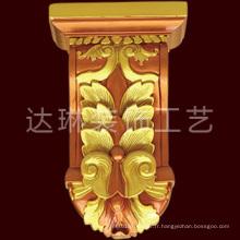 Accessoires de matériaux décoratifs de style européen et de luxe Dl-2847
