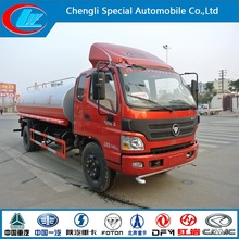 Foton 4*2 8000-10000liter Road Cleaning Tank Truck