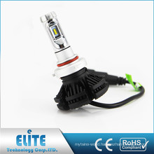 Wholesale CE Rohs Certified Taiwan Car Lights 50W 6000LM X3 9005 Led Head Light In Car