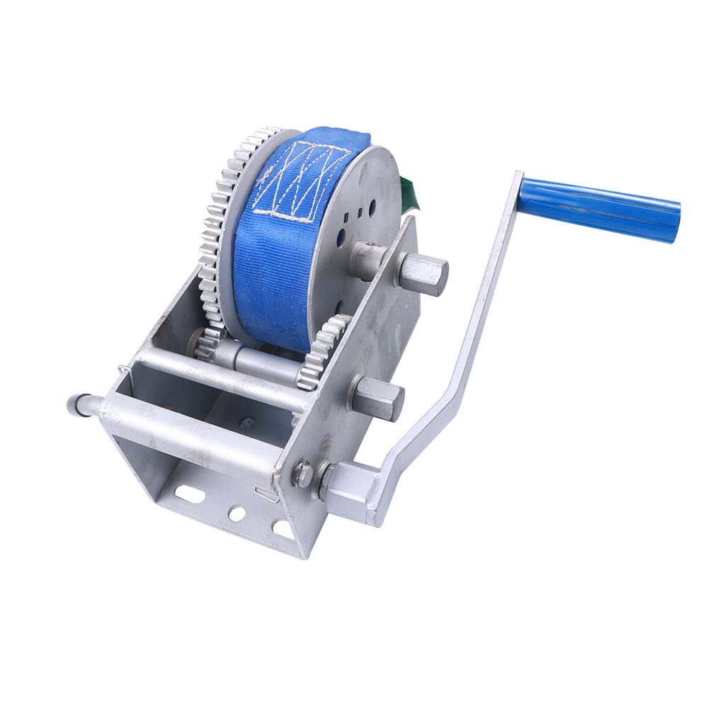 Hand Winch with Clutch