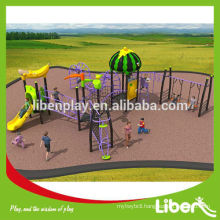 Children Amusement Park Equipment for Outdoor Playground LE.SG.008