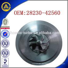 Cartucho GT1749 28230-42560 para el turbocompresor Hyundai