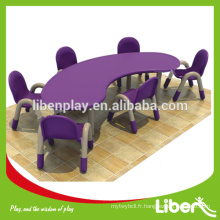 Tables et chaises scolaires Utilisation spécifique et mobilier scolaire Type fauteuil de salle à manger moderne LE.ZY.159