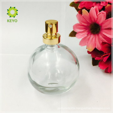 best selling luxury clear empty perfume bottle cosmetic packaging