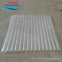 Plastic Lamella tube settler for waste water treatment