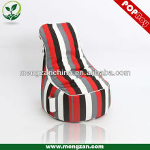 Полоса большой игры beanbag chair, indoor use game beanbag chair