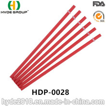 PP Hard Plastic Straight Drinking Straws in Bulk (HDP-0028)