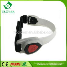 ABS segurança mini piscando led luz de advertência para o braço