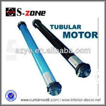 Protetor UV automaticamente ao ar livre sombreamento motor motorizado rolo motor motor tubular sem fio 35 milímetros