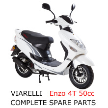 Viarelli Enzo 4T 50cc Scooter Part