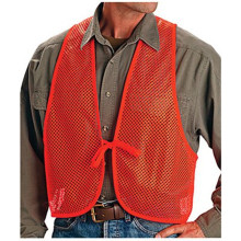 Polyester Netting  Safety Vest
