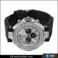 diamond bling bling watch ladies