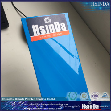 Ral Colour Blue Polyester Powder Coating