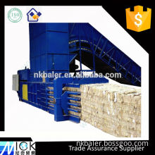 LDPE film hydraulic baler