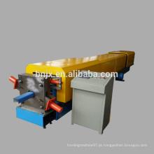 Maquina de formação de rolos de canos para baixo