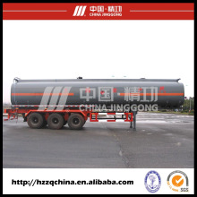 Réservoir cryogénique de GNL Semi-Trailer56000L (HZZ9403GHY) de la Chine