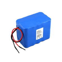 Batterie Li-ion 12v 18650 personnalisée