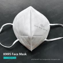 Respirador con filtro autocebante Kn95