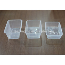 Eco-friendly PVC/PE, PS/EVOH,PVC/EOE,PET/EOE blister film for disposable picnic box