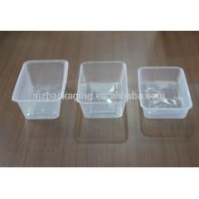 Экологичный ПВХ / PE, PS / EVOH, ПВХ / EOE, ПЭТ / EOE блистерная пленка для одноразовой коробки для пикника
