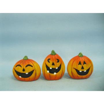 Halloween Pumpkin Ceramic Arts and Crafts (LOE2375-A5.5)