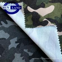 utilisation de sublimation chemises habillement polyester couverture jersey de coton jersey