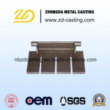 Moulages de fonte d'industrie avec l'acier inoxydable en emboutissant