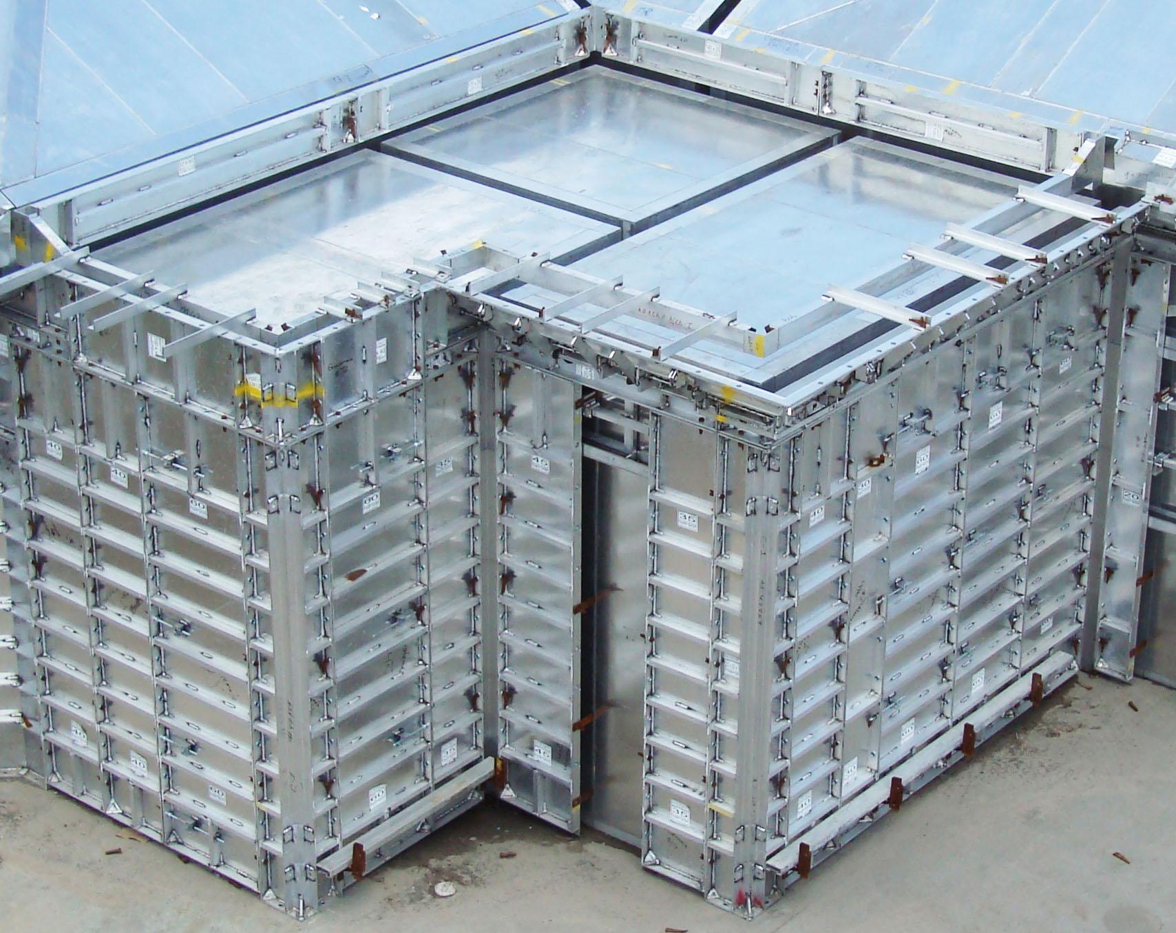 Aluminum Formwork Construction Aluminum Template
