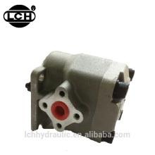 pompe à engrenages hydraulique pour l'extrusion de pelle de machines d'ingénierie