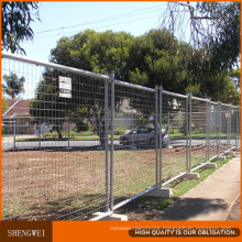 No Dig Temporary Wire Mesh Fence Manufacturer