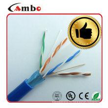 Заводская цена ftp масляный кабель cat6 305m Высокая скорость 1000Mbps